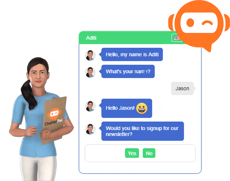 ChatterPal - App